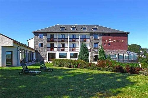 Hotel La Gazelle - фото 12