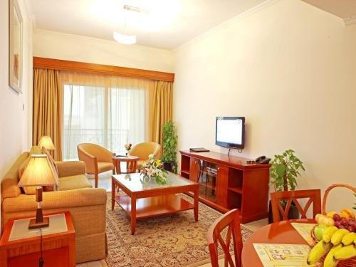 Rose Garden Hotel Apartments - Bur Dubai - фото 7