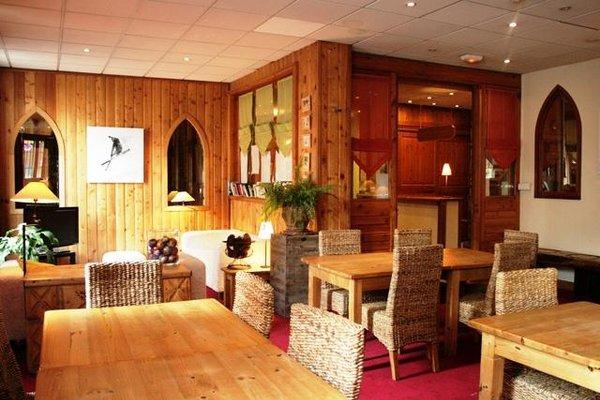 Madame Vacances Residence Alpina Lodge - фото 15