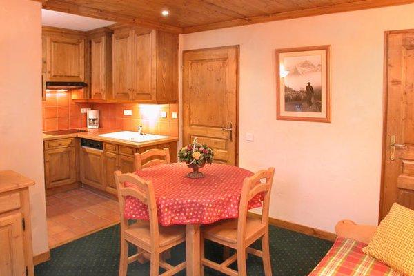 Madame Vacances Residence Alpina Lodge - фото 16