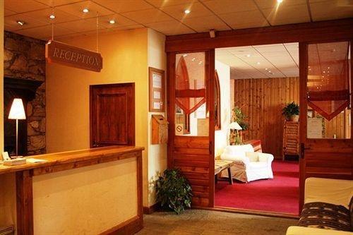 Madame Vacances Residence Alpina Lodge - фото 17