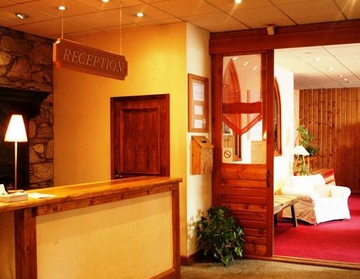 Madame Vacances Residence Alpina Lodge - фото 18