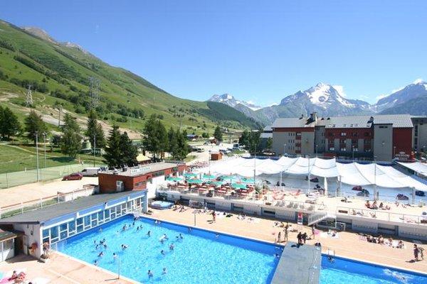 Madame Vacances Residence Alpina Lodge - фото 20
