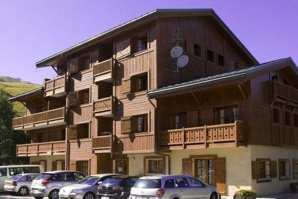 Madame Vacances Residence Alpina Lodge - фото 21