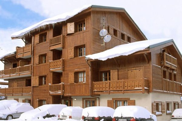 Madame Vacances Residence Alpina Lodge - фото 23