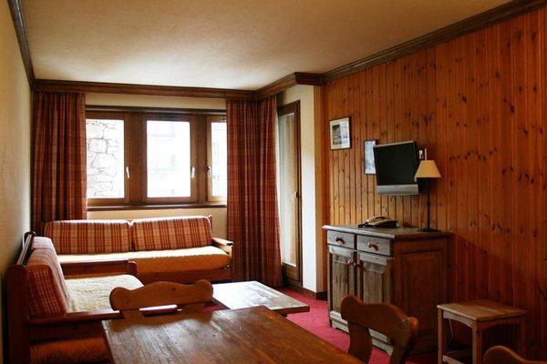 Madame Vacances Residence Alpina Lodge - фото 3
