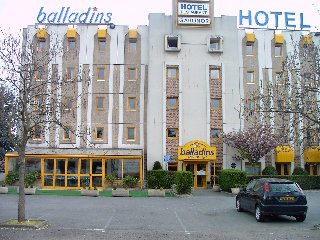 Hotel balladins Aulnay / Garonor - фото 23