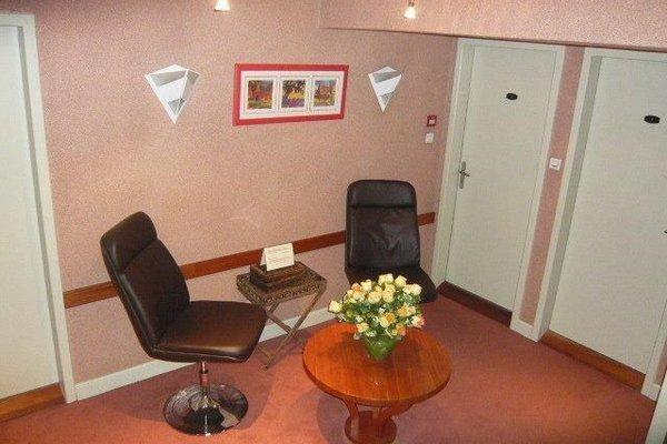 Hotel le Carabas - фото 21