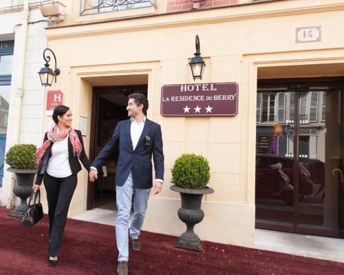 Hotel la Residence Du Berry - фото 22