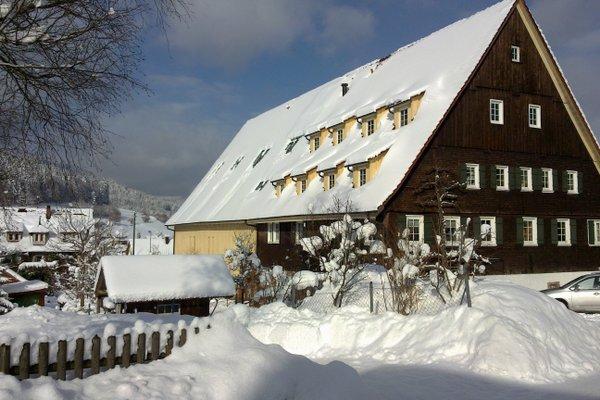 Gutshof-Hotel Waldknechtshof - фото 23