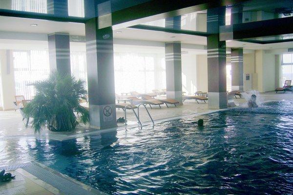 Апартаменты в курортном комплексе Аквамарин - фото 10