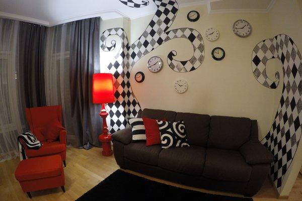 Апартаменты в курортном комплексе Аквамарин - фото 3
