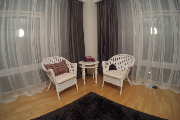 Апартаменты в курортном комплексе Аквамарин - фото 6