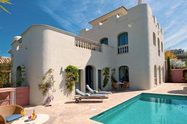 The Villas by Villa Padierna Hotel - фото 10