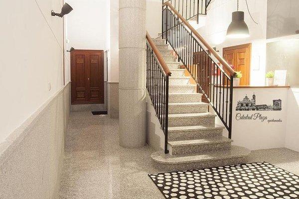 Catedral Plaza Apartamentos - фото 14