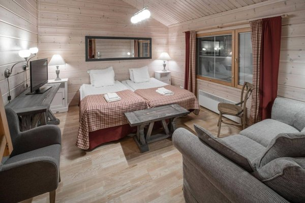 Lapland Hotel Ounasvaara Chalets - фото 2