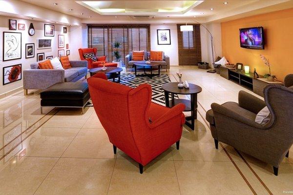 Golden Sands Hotel Apartments - фото 10