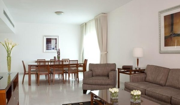 Golden Sands Hotel Apartments - фото 12