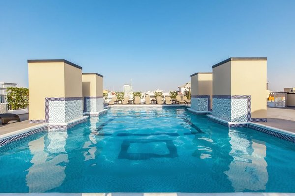 Golden Sands Hotel Apartments - фото 22