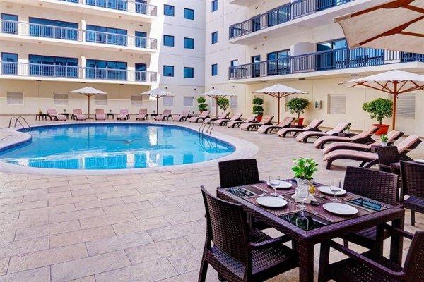 Golden Sands Hotel Apartments - фото 23