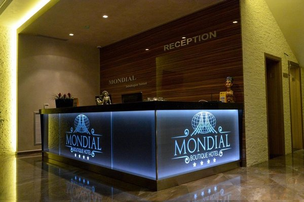 Mondial Boutique Hotel - фото 17