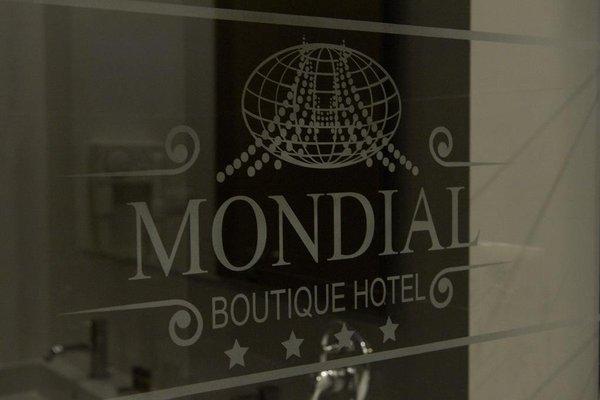Mondial Boutique Hotel - фото 19