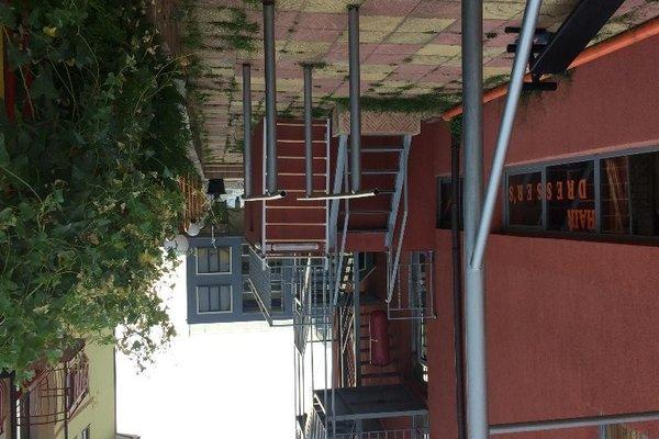 TM Deluxе Hotel - фото 20