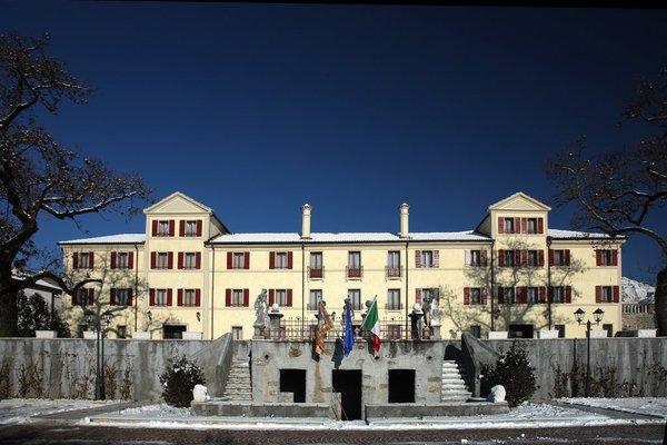 Park Hotel Villa Carpenada - фото 17
