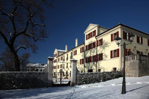 Park Hotel Villa Carpenada - фото 22
