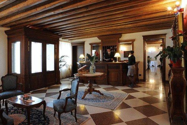 Park Hotel Villa Carpenada - фото 7
