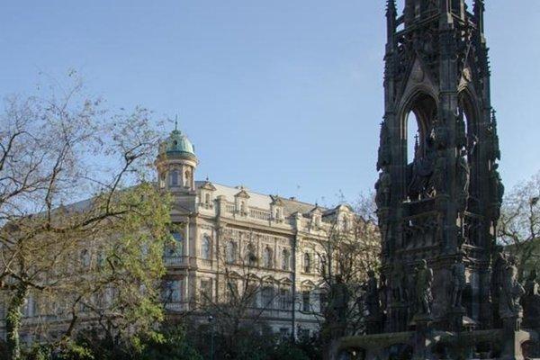 Franz Apartments - фото 9