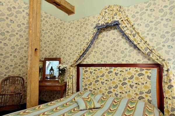 Отель Dvůr Pecínov - фото 1