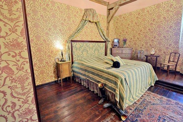 Отель Dvůr Pecínov - фото 2