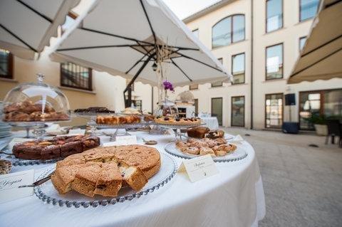 Best Western Premier Villa Fabiano Palace Hotel - фото 11