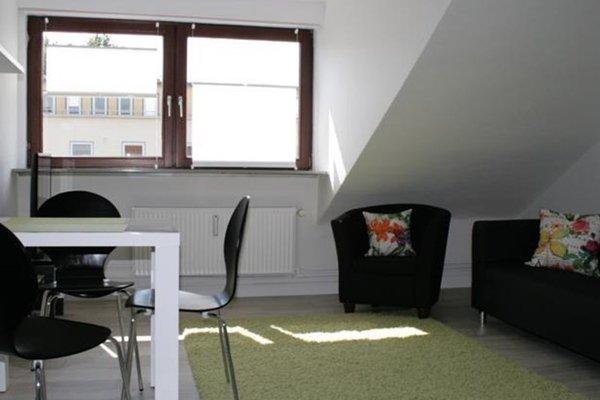 Апартаменты «BIRKENSTRASSE», Бремен