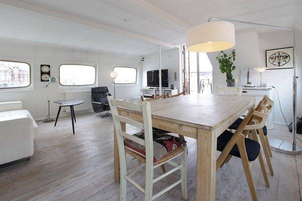 Copenhagen Houseboat - фото 11