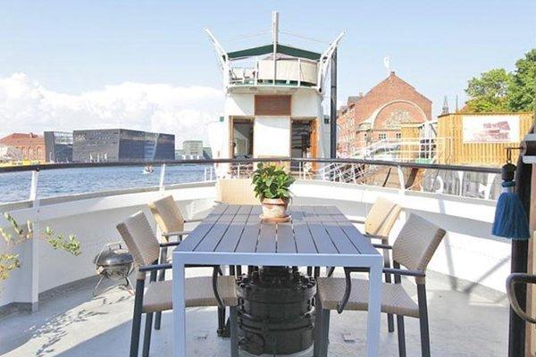 Copenhagen Houseboat - фото 21