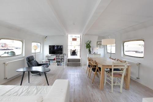 Copenhagen Houseboat - фото 5