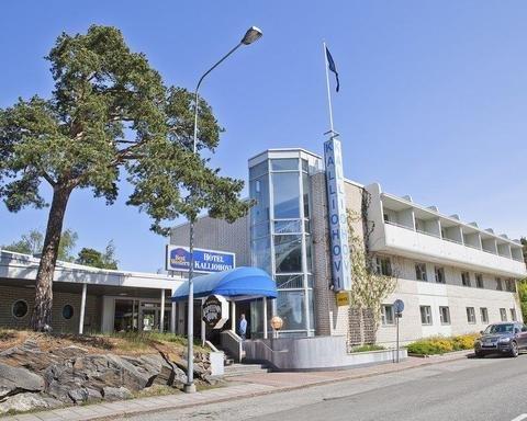 Best Western Hotel Kalliohovi - фото 23