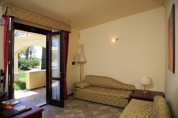Classhotel Napoli, Марильяно