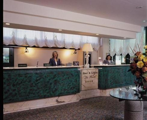 Hotel & Loisir Le Ruote - фото 15