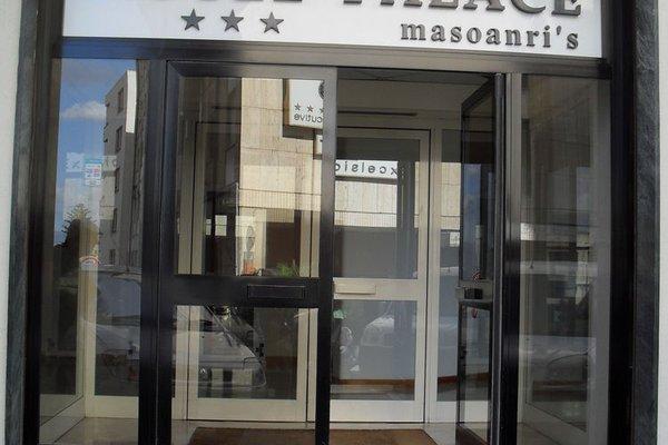Hotel Palace Masoanri's - фото 21