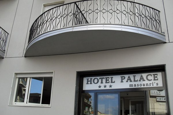 Hotel Palace Masoanri's - фото 23