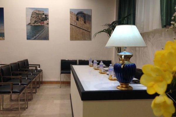 Hotel Palace Masoanri's - фото 6