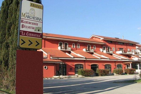 Hotel La Marchesina - фото 21