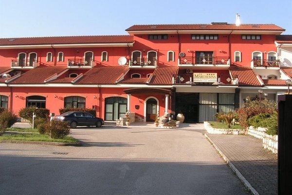Hotel La Marchesina - фото 22