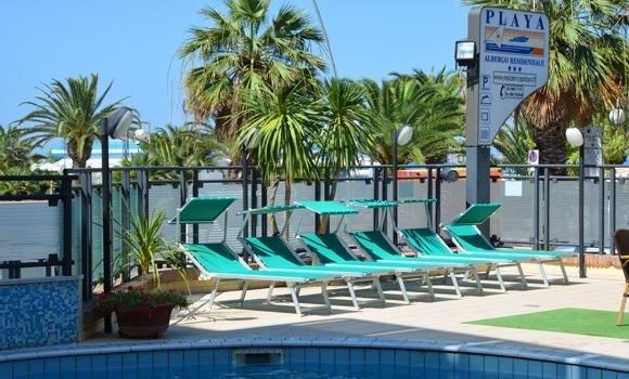 Residence Playa - фото 21