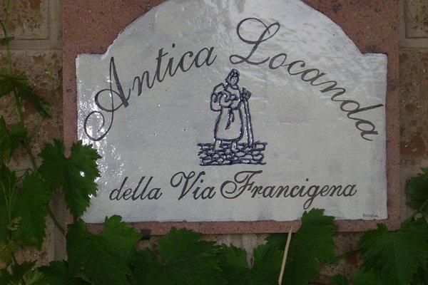 Antica Locanda Della Via Francigena - фото 17