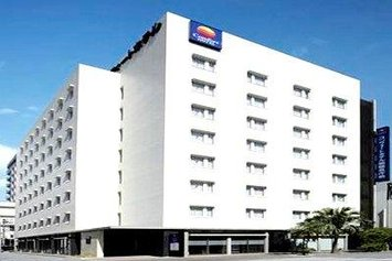 Comfort Hotel Naha Prefectural Office