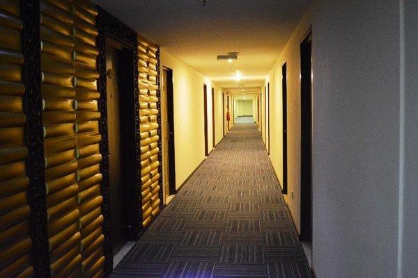 MY Hotel - фото 13